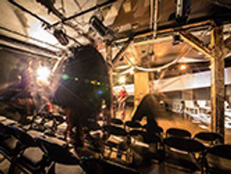 Bildvergrößerung: Theater in der Brotfabrik