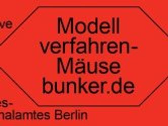 Modellverfahren Mäusebunker 2021