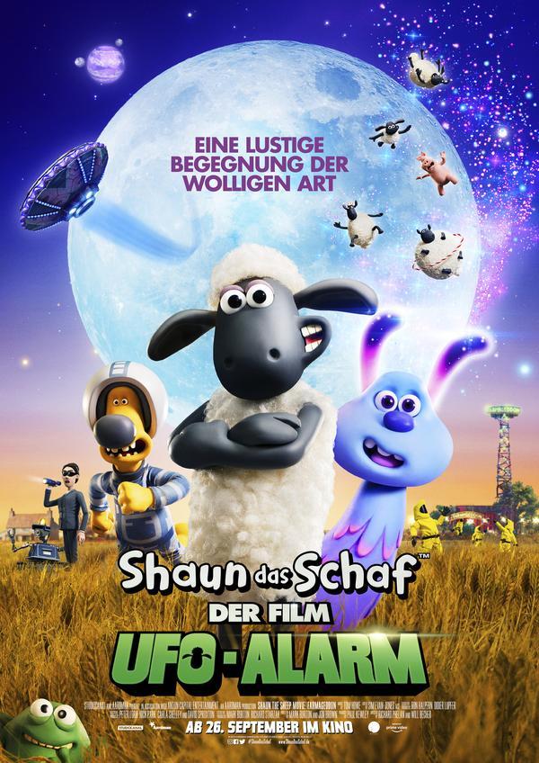 Shaun Das Schaf Ufo Alarm Filmbeschreibung Und Termine Kinoprogramm Fur Berlin Und Umland Berlin De