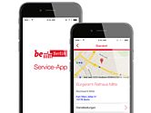 Link zu: Service-App Download