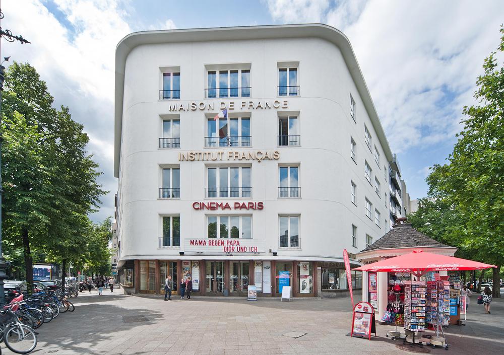 Maison de France - Berlin.de