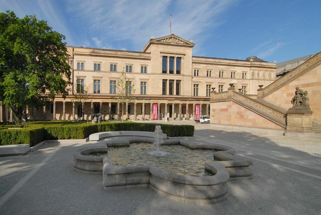 neues museum berlinde