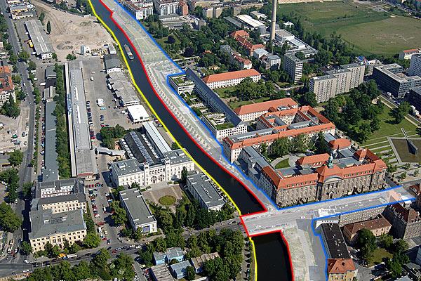 Berlin Invalidenstrasse