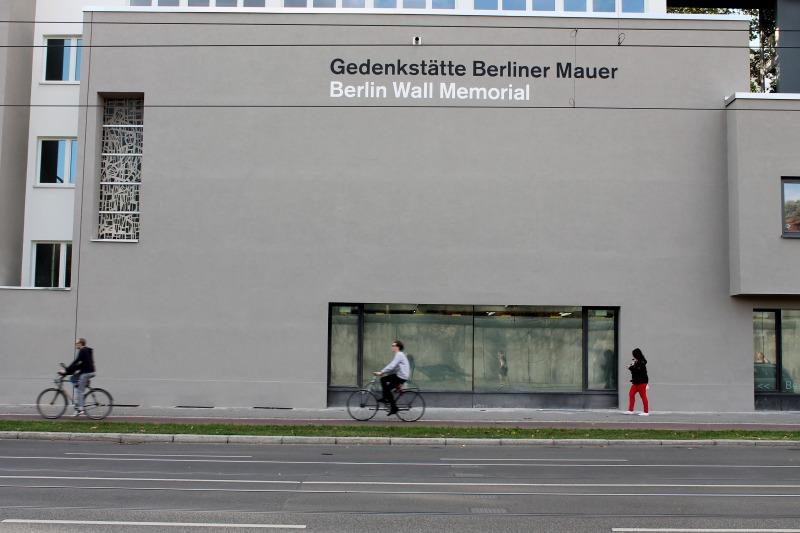 Gedenkstätte Berliner Mauer an der Bernauer Straße - Berlin.de