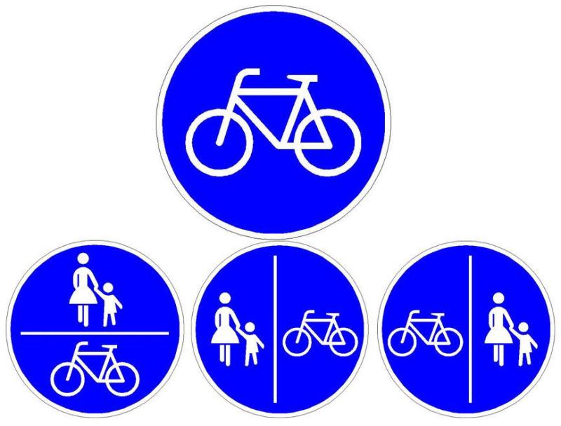 verkehrszeichen der polizei - Verkehrszeichen der