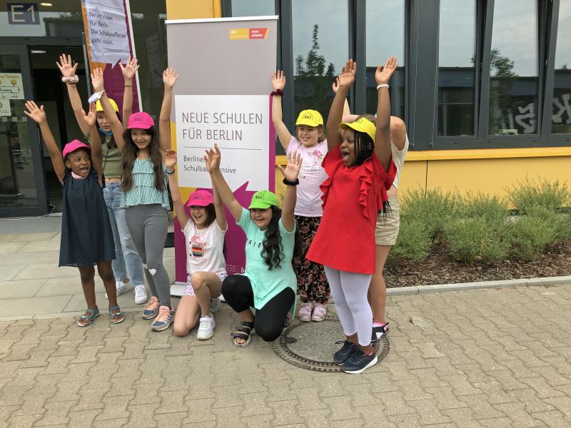 Möwensee Grundschule Berlin