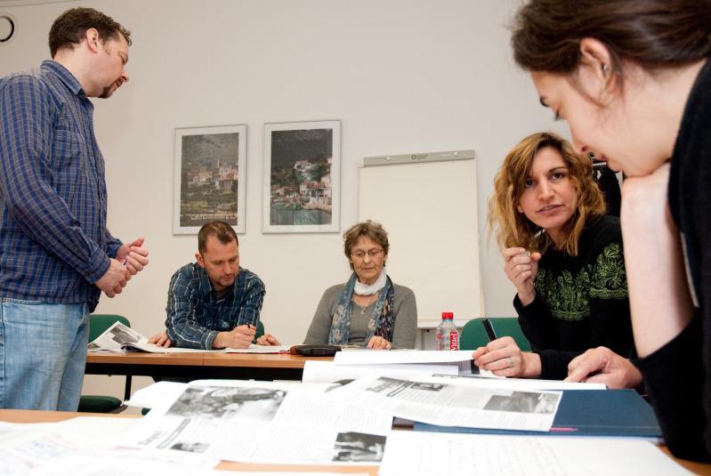 Sprachen Impressionen Aus Kursen An Der Volkshochschule Pankow